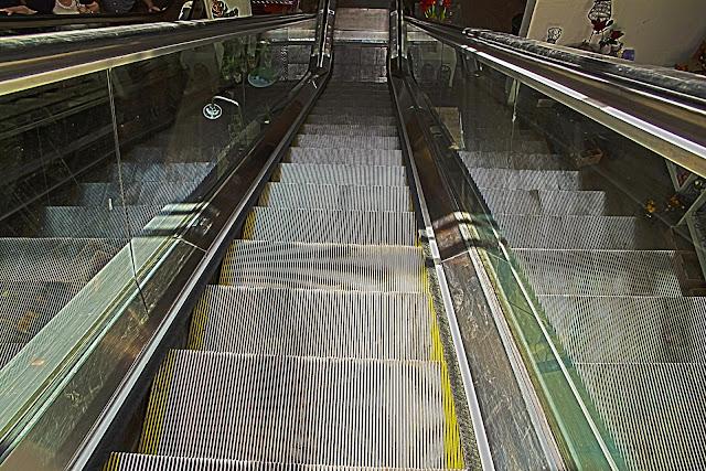 Escalera mecánica