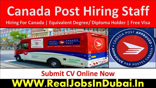Canada Post Jobs In Canada