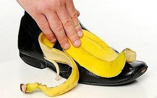 Kulit Pisang Untuk Mengkilapkan Sepatu