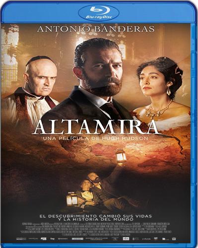 Altamira [2016] [BD25] [Español]