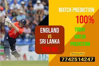 Sure Shot 2nd ODI Match SL vs Eng Who will win Today Astrology