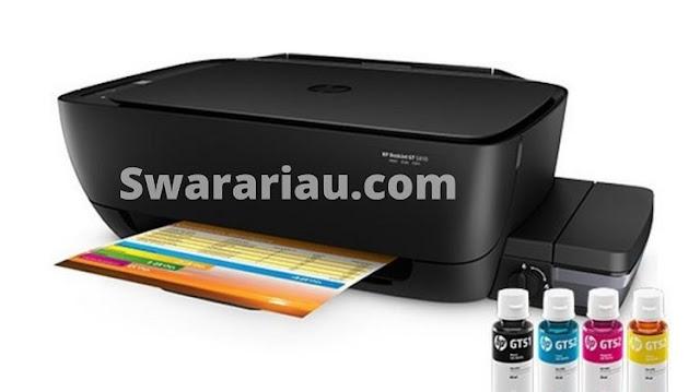 Cara Reset Printer Hp Deskjet Gt 5810