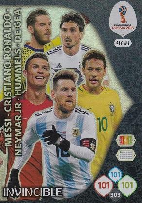Panini Adrenalyn XL World Cup 2018 Rusia WM Edición Limitada Gonzalo Higuain