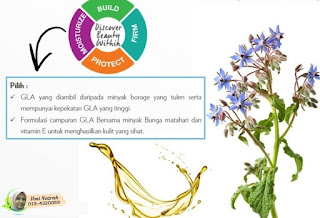 Fish Oil Suplemen Herba Untuk Meningkatkan Kesuburan Rahim
