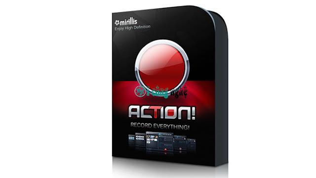 تحميل برنامج Mirillis Action كامل مع التفعيل