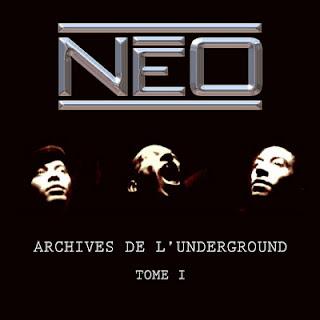 Neo - Archives De L'underground Tome.1 (2016)
