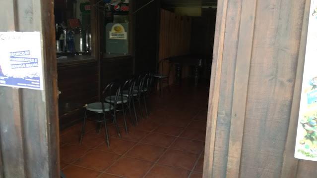 Interior Bar  Fluvial de Verim