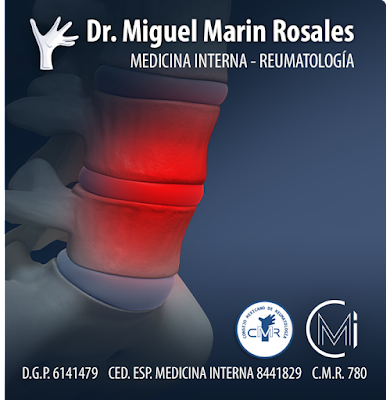 Dr. Miguel Marin Rosales REUMATOLOGO GUADALAJARA