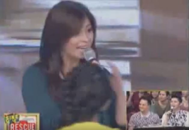 MUST WATCH: Angel Locsin Tries The Gimme Gimme Dance!