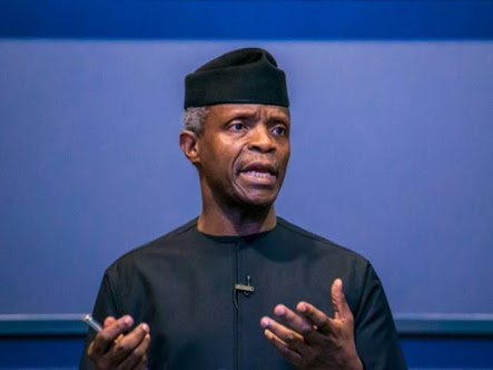 Osinbajo attends pastors' conference, says Nigeria has bright future