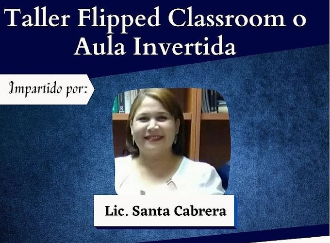 Taller Flipped Classroom o Aula Invertida