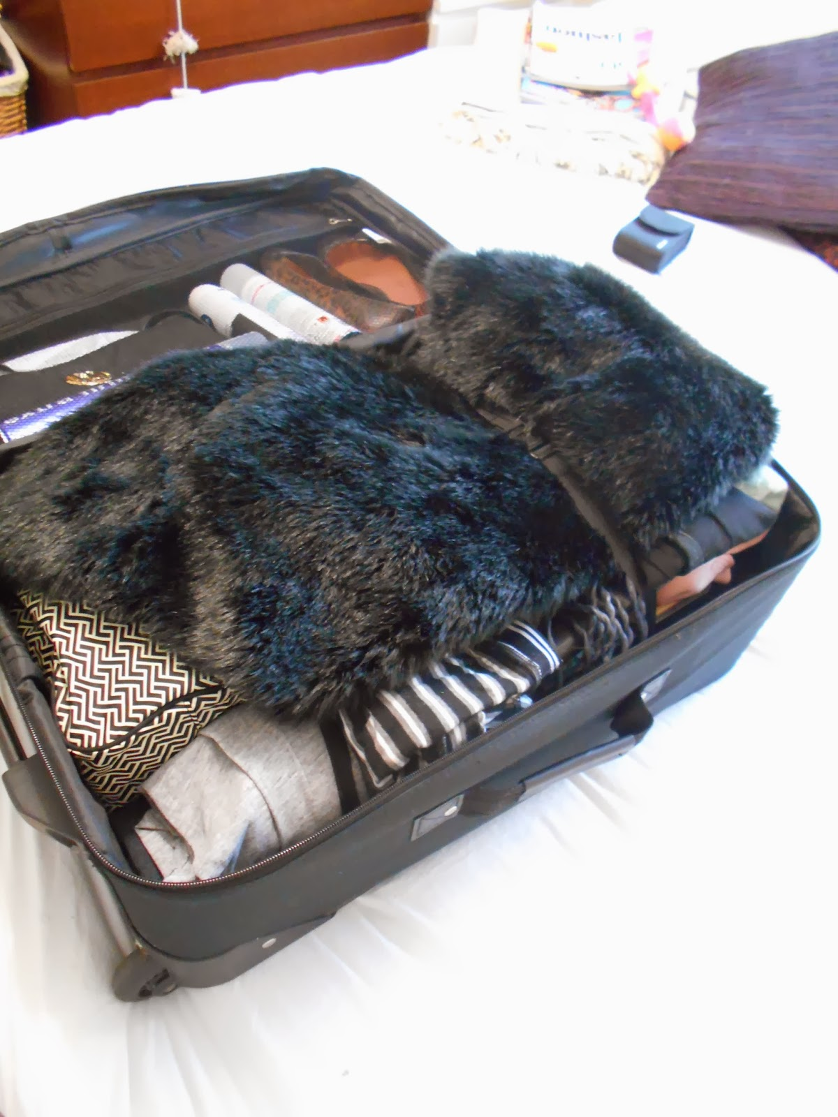 HOW TO PACK LIKE A MAD WOMAN   THE LONDON EDITION