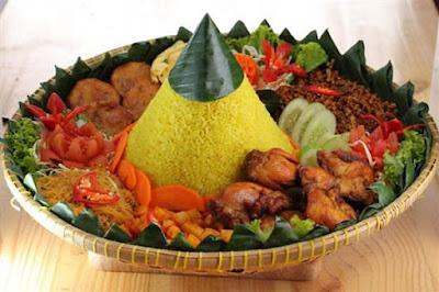 Nasi Tumpeng Jakarta Timur yang Enak, Lezat, dan Gurih