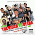 DJ KING FEELING THE NIGGA VS DIANA VO1 2017 NAIJA MIXTAPE