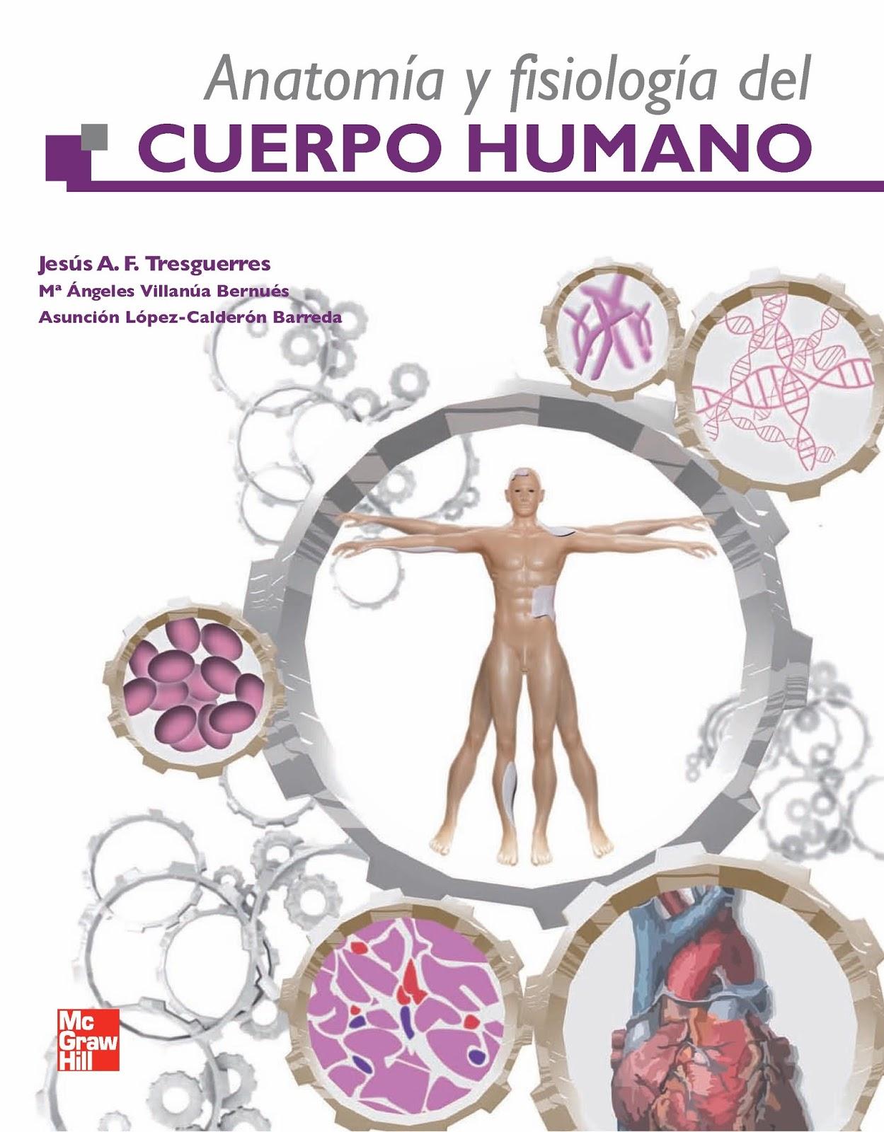 Anatomía y fisiología del cuerpo humano – Jesús A. F. Tresguerres ...