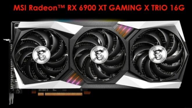 RX 6800 XT GAMING X TRIO