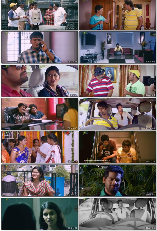Romeo Ki Juliet (Dil Unna Raju) 2020 Hindi Dubbed 720p HDRip 700MB Download