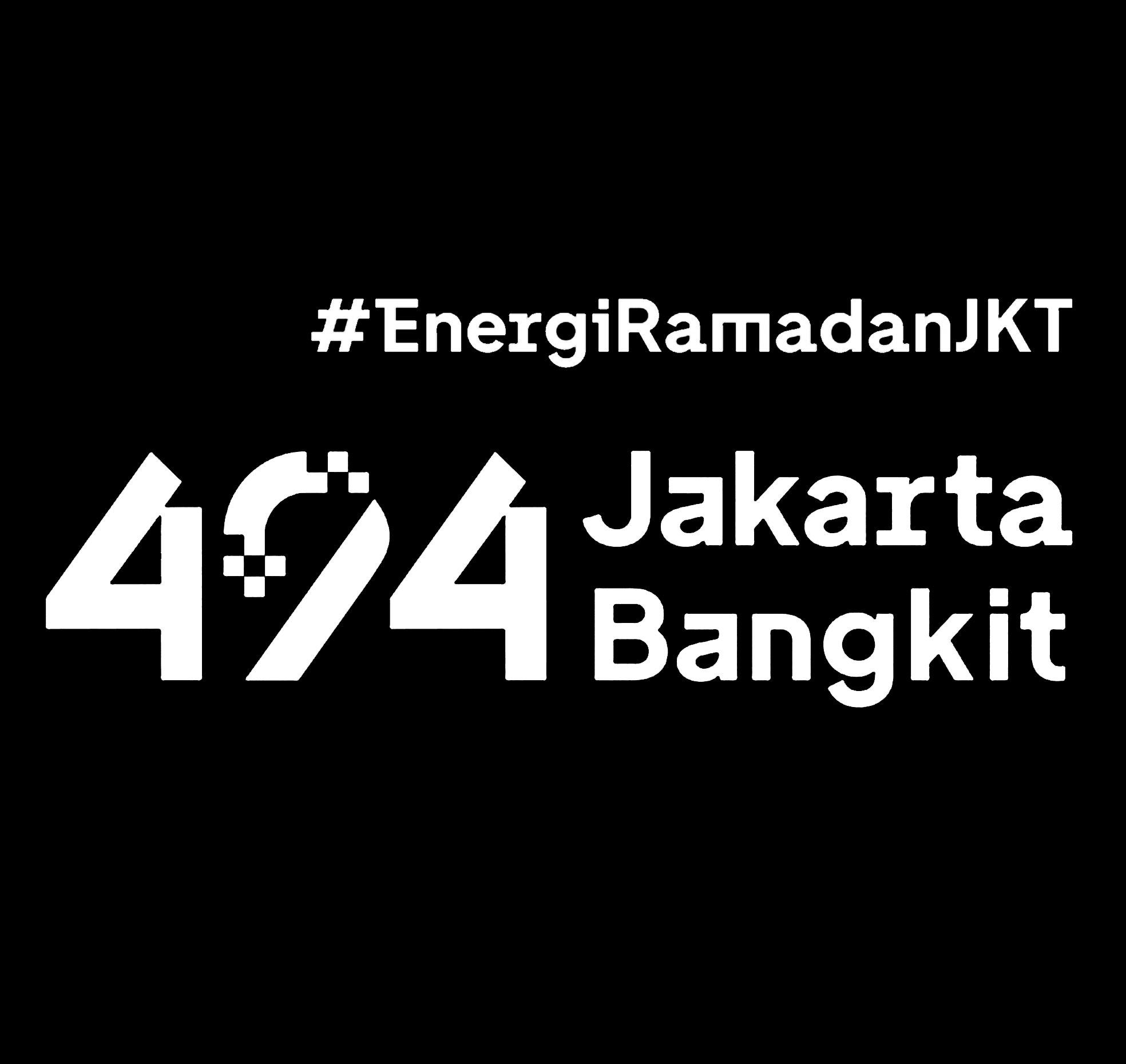 Logo HUT Jakarta 2021
