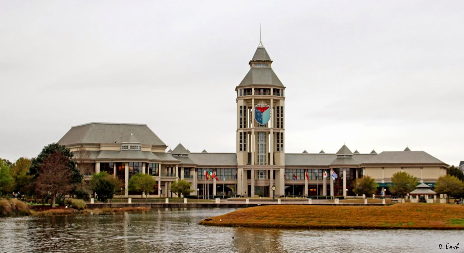 Capture America Journal: St. Augustine Fl: World Golf Hall ...