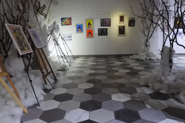 Harapan di Art Exhibition 2madison Gallery