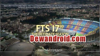 Mod First Touch Soccer 3D Patch Ultimate by Danank