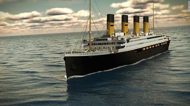 #Video: El Titanic II podría tener su primer viaje en 2022