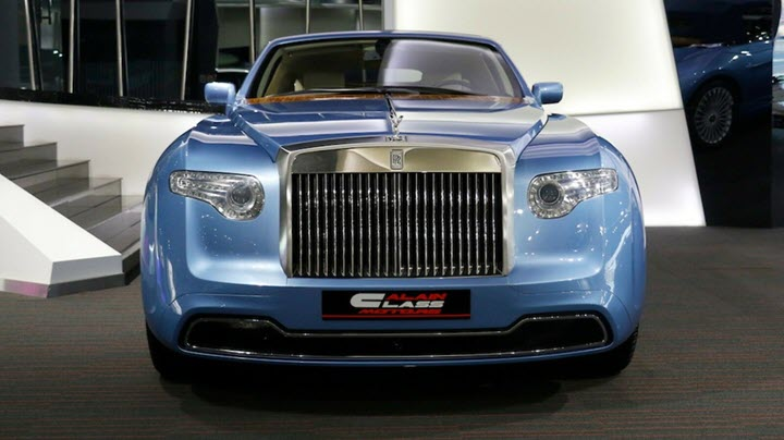 Hyperion: Siêu phẩm Rolls-Royce độc nhất vô nhị do Pininfarina chế tác vẫn chưa tìm được chủ - Ảnh 2.