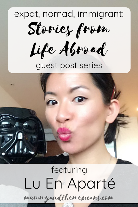 Expat, Nomad, Immigrant: Stories From Life Abroad featuring Lu En Aparté