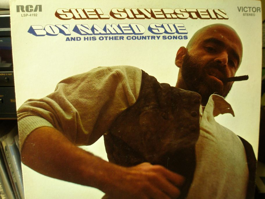 Shel Silverstein Books: Shel Silverstein Lives On With The Collection Of His