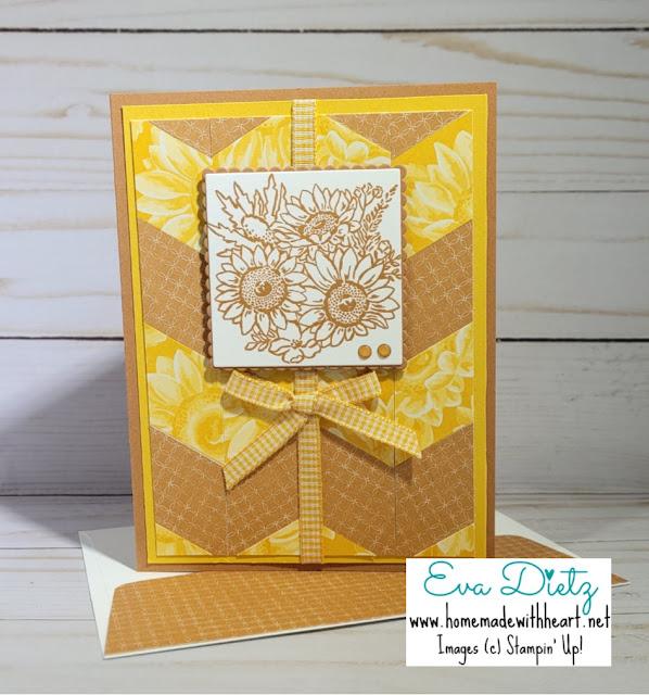 Cinnamon Cider Chevron Quilt Technique Card