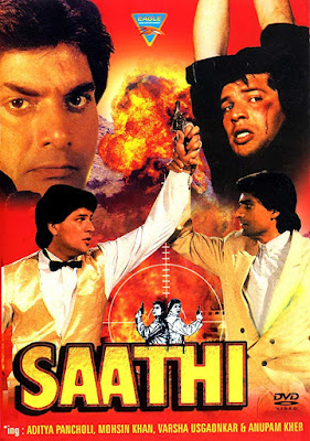 Saathi 1991 Hindi 720p WEB-DL 1.1GB