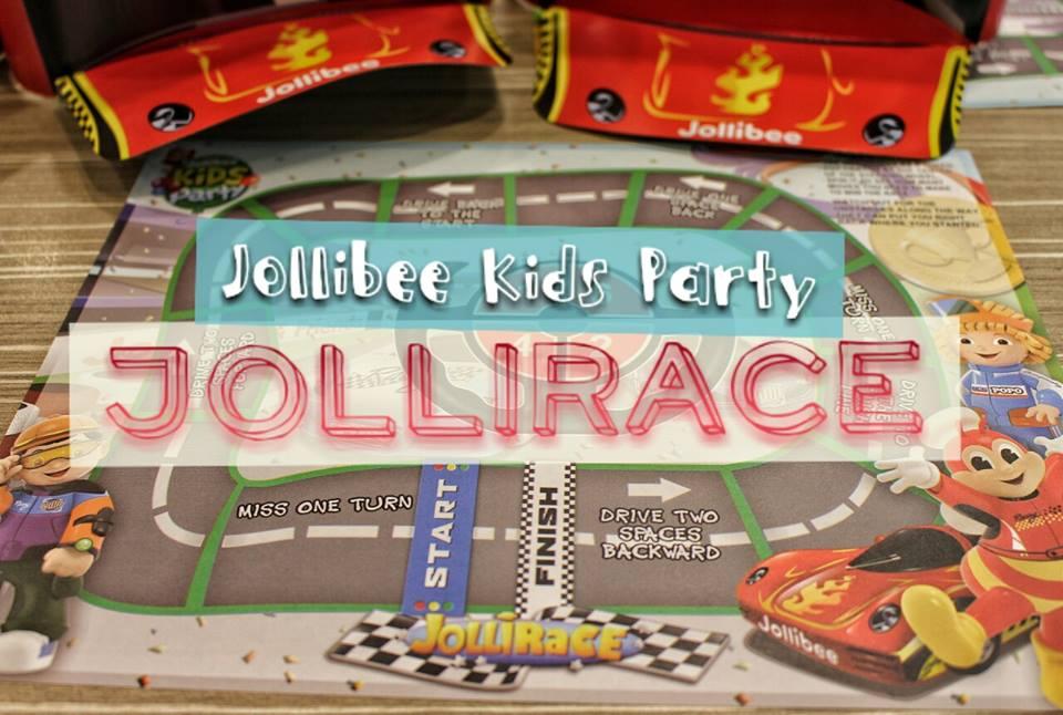 Jollirace the newest kids party theme at jollibee aci girl jollirace the newest kids party theme at jollibee stopboris Choice Image