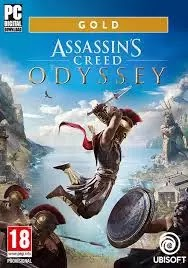 Capa do jogo Assassin's Creed Odyssey Gold Edition PC