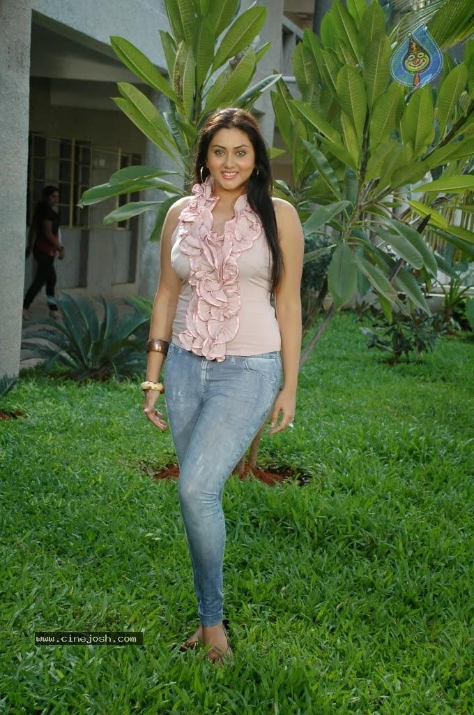 Namitha Hot Stills In Tight Dress, South Indian Actress -1642