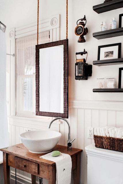 Bathroom Mirror Ideas with Mutuality Design 9