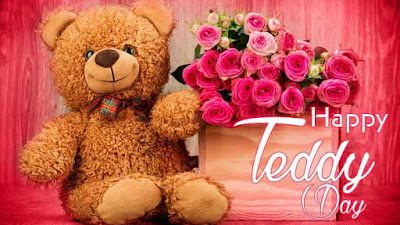 Happy Teddy Day wishes Images, Pictures, and Wallpapers