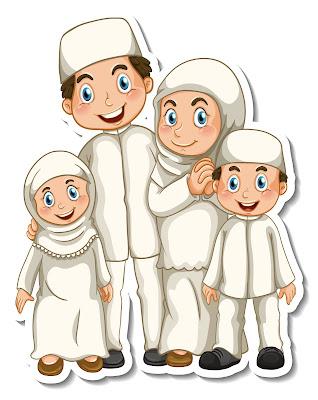 Keluarga inti (core/nuclear family)