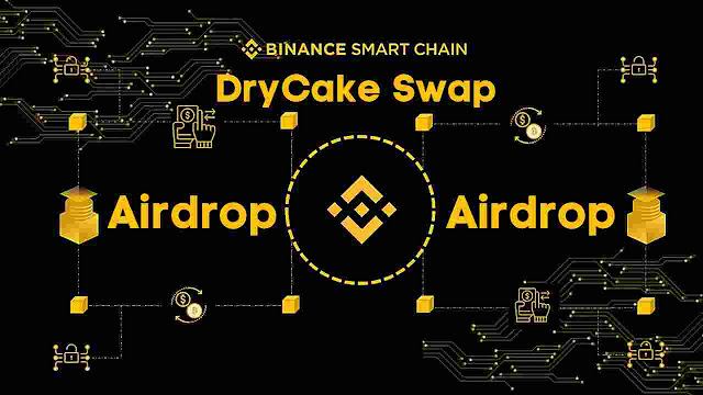 DryCake Airdrop