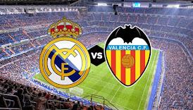 موعد والقنوات الناقلة لمباراة ريال مدريد وفالنسيا اليوم علي كورة 4 جول في الدوري الإسباني