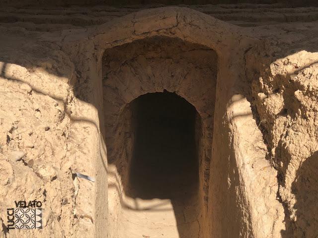 Horno cerámico de la Villa Romana de El Ruedo en Almedinilla