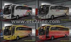 4 Livery Skin Bus JB HD 1626 V3