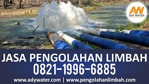 Ini Dia Desain Jasa Pengolahan Limbah WWTP ADY WATER di Bandung Jakarta Depok Tangerang Selatan