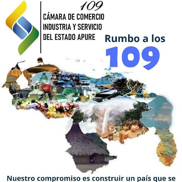 APURE: Cámara de Comercio Apure cumplió 109 años. (VIDEO).