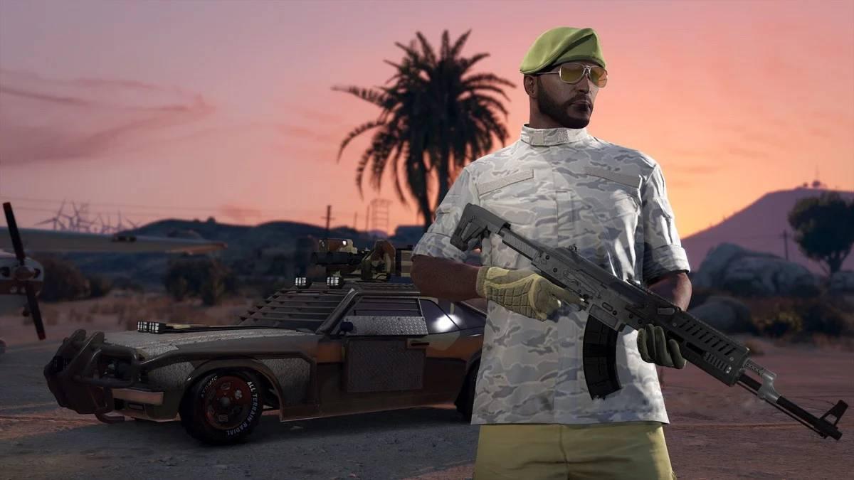 GTA 5 – Grand Theft Auto V (MOD & Cheat) 2