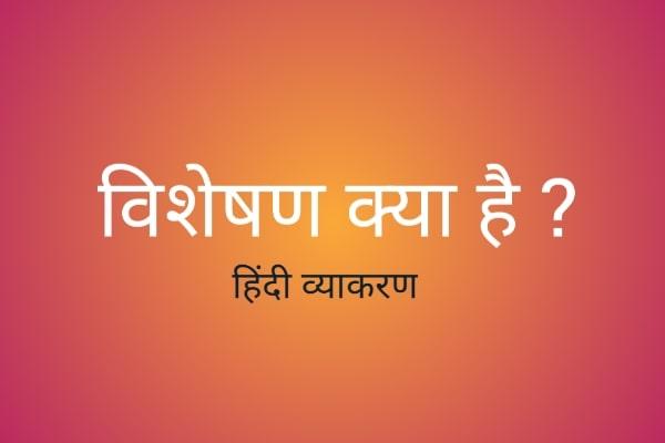 visheshan Hindi grammar Rexgin