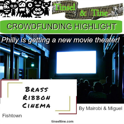 Tinsel & Tine helps promote your crowdfunding project