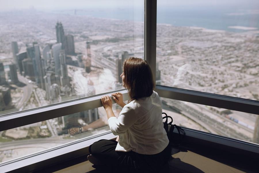 jasmin fatschild myberlinfashion burj khalifa