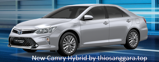 New Camry Hybrid