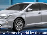Harga Mobil Toyota New Camry Hybrid lengkap dengan Spesifikasinya