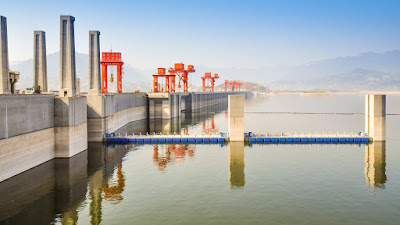 three gorges dam china spree